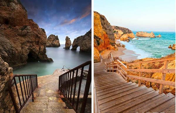 行走在像明信片一样美丽的葡萄牙