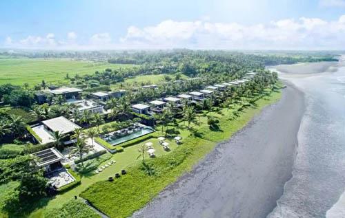 实探巴厘岛极简主义设计酒店,新加坡建筑师的世外之境